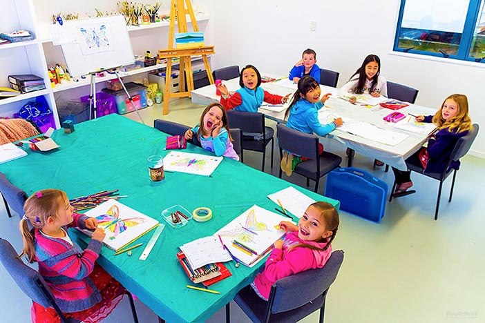 Realisticus Art Academy Drawing Lessons in Auckland
